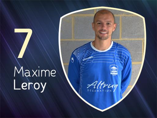 Leroy Maxime