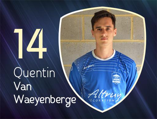 Quentin Van Waeyenberge